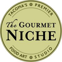 The Gourmet Niche, Food Art Studio, kitchen, commercial, wholesale, resale, delivery, professional. chef, Bette Anne, local