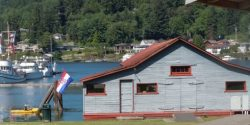 Net Shed Photo Gig Harbor Skansie Park, Histyorical Feature of Gig Harbor, Fishing Industry, Event Feature