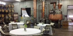 Heritage Distilling Company, Event Rental, Venue, Vodka, Whiskey, Bourbon, Tasting, Still, Cast, Tables, Catering, Event, Party,
