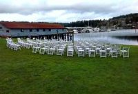 Club @ the Boatyard, Gig Harbor Marina, Gig Harbor, waterfront, venu, rental, event, dancing, beer, wine, bands, boats, Guesthoust at the Boatyard, Trolley, wedding, parties, birthday, catering, BYOB, Park, Marina, boat, dock, apartment, boat rentals