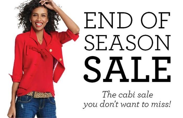 Cabi Sale at the Gig Harbor Grange – tomorrow 12/19/15