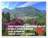 Weddings, Destination Weddings, Africa, Cape Town, Grand Cayman, St. Thomas, Caribbean, Venues, Cost, Budget, Travel, Cape Town
