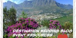 Weddings, Destination Weddings, Africa, Cape Town, Grand Cayman, St. Thomas, Caribbean, Venues, Cost, Budget, Travel, Cape Town, Grand Cayman, Tropical