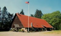 Exterior Longbranch Clubhouse
