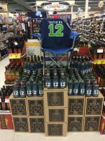 Heritage Distilling Company Batch #12 display, Bourbon, Rye, Vodka, Alcohol, Spirits, Party, Wedding, Batch #12, WSU, Sea Hawks,  UW, Tasting, Venue, Rental, Tasting, Still, Bar, drinking, tasting, bottle, label, Batch, 12th Man
