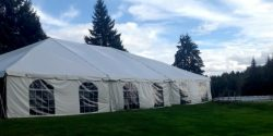Event Tent, Gig harbor, Gold Club, Country Club, rental, party, wedding, venue