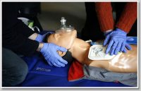 CPR, Pen Met Parks, First Aid Training, Jim Gunderson