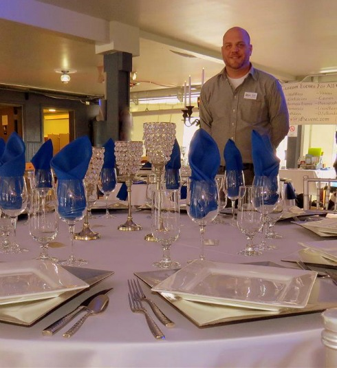 """Local Wedding Rentals: JDH Events Your """"Go-To"""" Event Guy"""