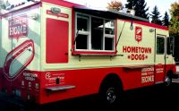 Hometown Dogs, Harbor General Store, Happy Days, Burgers,Food Truck Feast, Pen Met Parks, Curbside Urban Cuisine, Ethic food, games, rental, shelters, beaches, parks, palivion, Schmel Homestead park, food, eat, drink, party