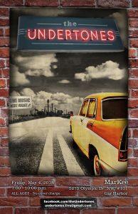 The Undertones band at the MarKee @ MarKee Gig Harbor | Gig Harbor | Washington | United States