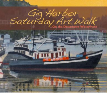Gig Harbor Downtown First Saturday Artwalk @ Downtown Waterfront | Gig Harbor | Washington | United States