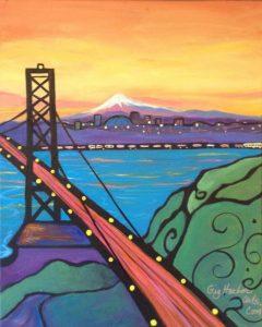 Paint and Sip at the HUB each Wednesday @ The Hub at Gig Harbor | Gig Harbor | Washington | United States