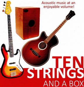 10 String in a Box @ Olalla Winery @ Olalla Winery | Olalla | Washington | United States