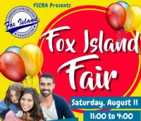 Fox Island Fair, Community Center, Rental, Venue, Chapel on Echo Bay, Waterfront, Kids Activities, Parade, Beer, Wine, Food, Live Music