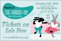 Rabbit Haven, Inn at Gig Harbor, Auction, Fundraiser