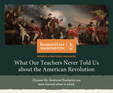 What Our Teachers Never Told Us about the American Revolution @ Harbor History Museum | Gig Harbor | Washington | United States