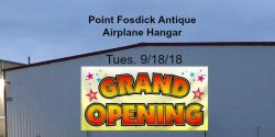 Point Fosdick Airplane Hangar, Venue, Museum, Events, Airplanes, Antique, Hangar, Narrows Airport