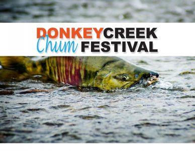 Donkey Creek Chum Festival @ Harbor History Museum | Gig Harbor | Washington | United States