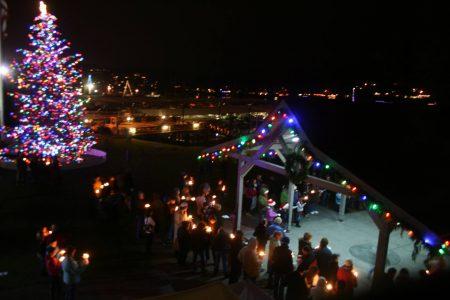 Holiday Tree Lighting @ Skansie Brothrrs Park | Gig Harbor | Washington | United States