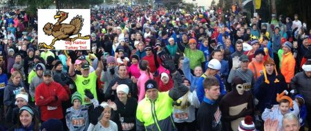 Gig Harbor Turkey Trot on Thanksgiving @ By Post Office | Gig Harbor | Washington | United States