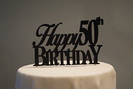 50th birthday cake,