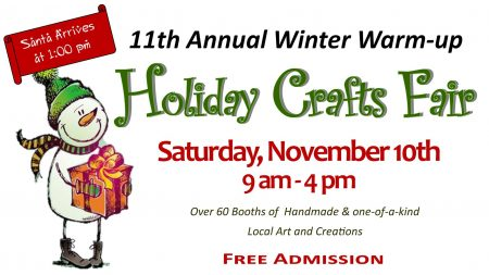 11th Annual Winter Warm-up Holiday Crafts Fair @ Key Peninsula Civic Center | Vaughn | Washington | United States