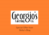 Catering, caterer, Food, Georgio's, Full service, buffet, holiday, celebration, vendor, party, wedding,