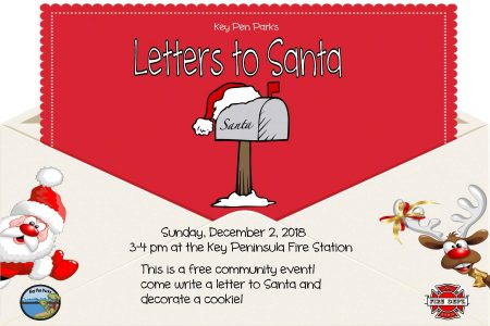 Key Peninsula Letters to Santa @ Key Peninsula Fire Dept. | Lakebay | Washington | United States