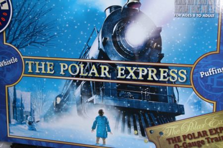 Family holiday classic Polar Express @ Galaxy Theatres Uptown | Gig Harbor | Washington | United States