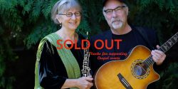 Tingstad and Rumbel 2018, Chapel on Echo Bay, Fox Island, Sold Our, Music, Concert, holiday