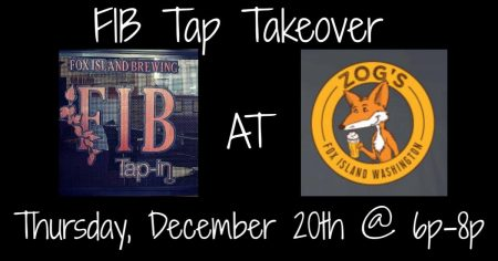 Fox Island Brewing Takeover at Zog's @ Zogs | Fox Island | Washington | United States