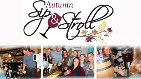 4th Annual Winter Sip & Stroll in downtown Gig Harbor @ Downtown Gig Harbor | Gig Harbor | Washington | United States