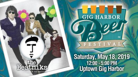 Gig Harbor Beer Bash & Beatniks @ Uptown | Gig Harbor | Washington | United States