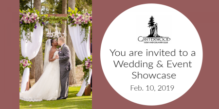 Canterwood Golf and Country Club Wedding Showcase @ Canterwood Country Club  | Gig Harbor | Washington | United States