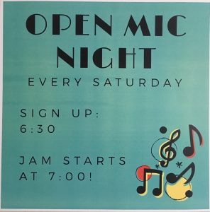 Kimball Coffeehouse Open Mic Saturday's @ Kimball Coffeehouse  | Gig Harbor | Washington | United States