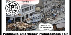 Emergency Peparedness Fair, Coalition, Gig Harbor, Peninsula, disaster, training, vendors, Fair, Gig Harbor, earthquake, flood, wind storm, Peninsula, life-saving, Event, preparation, PEP-C, readiness, news, flood, fire