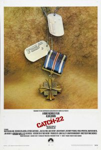 CATCH-22 (1970) Film Screening @ Galaxy Theatre | Gig Harbor | Washington | United States