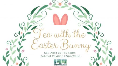 Tea with the Easter Bunny (PenMet Parks) @ Sehmel Homestead Park  | Gig Harbor | Washington | United States