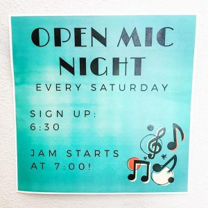 Open Mic Night at Kimball Coffeehouse @ Kiball Coffee | Gig Harbor | Washington | United States