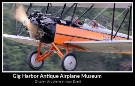 Gig Harbor Antique Airplane Museum & Event Center