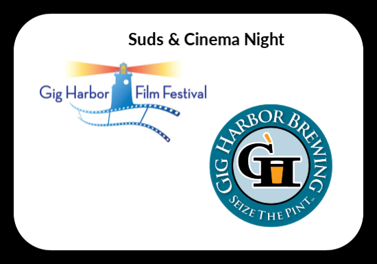 Gig Harbor, beer, films, Film Festival, Brewing, Suds & Cinema, trivia, games, movies