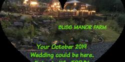 Bliss Manor Farm, Wedding, Venue, Contest, Win a wedding, Gig Harbor, Rental, Garden, Barn, animals, outdoor, outdoor, photography, flowers, Wesley Inn, Key Peninsula