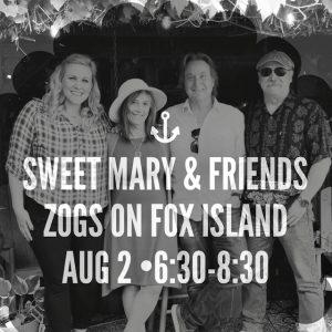 Sweet Mary and Friends @ Zog's   Tacoma   Washington   United States