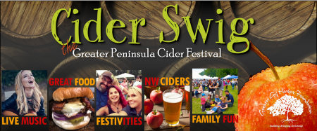 6th Annual Cider Swig @ Sehmel Homestead Park | Gig Harbor | Washington | United States