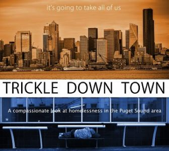 "Meaningful Movies in Gig Harbor presents ""Trickle Down Town"" @ Agnus Dei Lutheran Church 