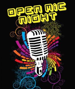 Open Mic Night at Hackers- Every Wednesday @ Hackers Bar and Grill | Gig Harbor | Washington | United States