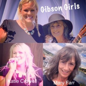 Gibson Girls at The Hub of Gig Harbor @ The Hub of Gig Harbor | Gig Harbor | Washington | United States
