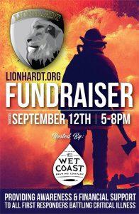 Lionhardt Fundraiser at Wet Coast