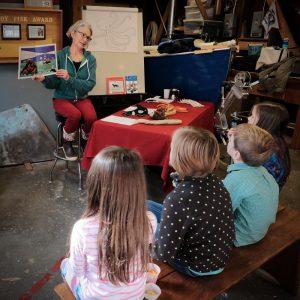 Tales at the Gig Harbor BoatShop @ Eddon Boat Park | Gig Harbor | Washington | United States