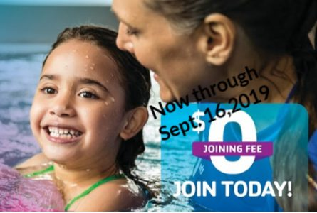 JOIN the YMCA for $0 Joining Fees for a limited time! @ YMCA | Gig Harbor | Washington | United States